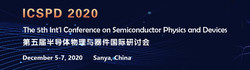 The 5th Int'l Conference on Semiconductor Physics and Devices (icspd 2020)