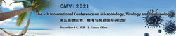 The 5th International Conference on Microbiology, Virology and Immunology (cmvi 2021)
