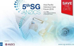 The 5th Sg-anzics Asia Pacific Intensive Care Forum