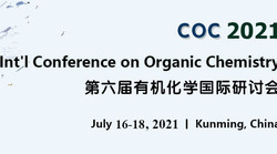 The 6th Int'l Conference on Organic Chemistry (coc 2021)