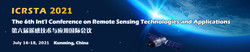 The 6th Int'l Conference on Remote Sensing Technologies and Applications (icrsta 2021)