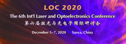 The 6th Laser and Optoelectronics Conference (loc 2020)