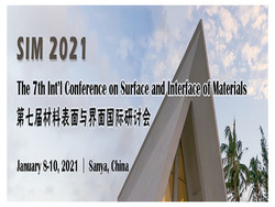 The 7th Int'l Conference on Surface and Interface of Materials (sim 2021)