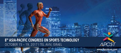 The 8th Asia-Pacific Congress on Sports Technology (apcst) 2017