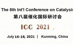 The 8th Int'l Conference on Catalysis (icc 2021)