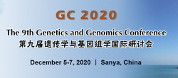 The 9th Genetics and Genomics Conference (gc 2020)