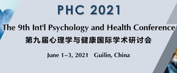 The 9th Int'l Psychology and Health Conference (phc 2021)