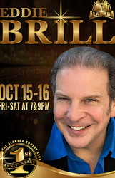 The Alameda Comedy Club Celebrates Its One Year Anniversary with Eddie Brill