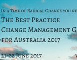 The Best Practice Change Management Guide for Australia 2017