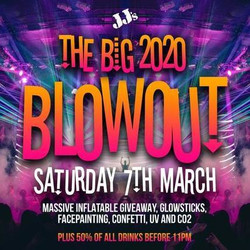The Big 2020 Blowout