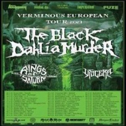 The Black Dahlia Murder at Islington Assembly Hall // New Date