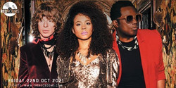 The Brand New Heavies play live at the Rec Rooms in Horsham, West Sussex