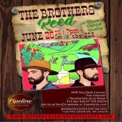 The Brothers Reed w/ Kevin Patrick Radley
