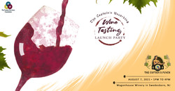 The Captain's Uncorking - Wine Tasting Launch Party