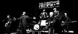The Christians play live at the Rec Rooms in Horsham, West Sussex