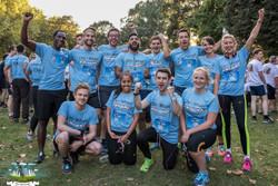 The CityvWharf 5k Run Challenge