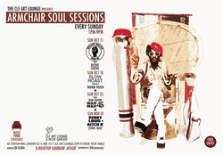 The Clf Art Lounge presents Armchair Soul Sessions | Free Entry | Peckham, London
