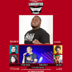 The Clf Laughter Lounge (Last Thursday of each month)