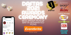 The Daftas Comedy Awards Streaming Party