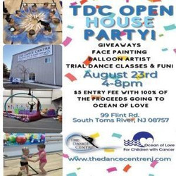 The Dance Centre Open House Party!