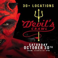 The Devi's Crawl - Philadelphia