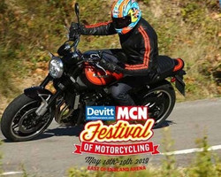 The Devitt Mcn Festival of Motorcycling, May 18 - 19, Peterborough Arena