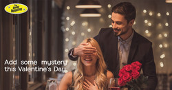 The Dinner Detective Interactive Mystery Show - Salt Lake City - Valentine's Day