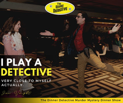 The Dinner Detective Interactive Mystery Show - Salt Lake City