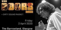 The Doors Alive - The Barrowland, Glasgow