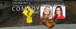 The English Language Comedy Night, Dusseldorf