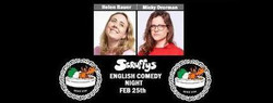 The English Language Comedy Night, Karlsruhe