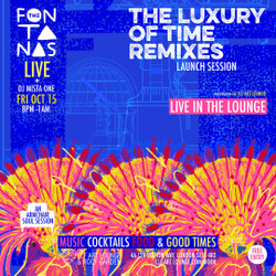 The Fontanas - Luxury Of Time Remix Ep Launch Session - Live In The Lounge