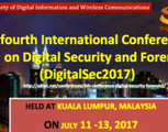 The Fourth International Conference on Digital Security and Forensics