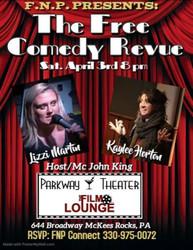 The Free Comedy Revue
