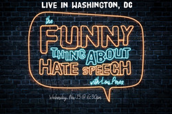 The Funny Thing About Hate Speech