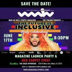 The Future is Inclusive Pride Celebration