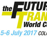 The Future of Transportation World Conference in Koln, Germany