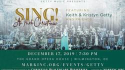 The Getty's - Sing! An Irish Christmas