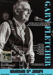 The Gfb - Gary Fletcher and the Gfb Live Blues Half Moon Putney Wed 15 Jan