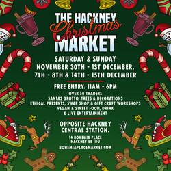 The Hackney Christmas Market