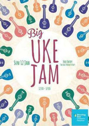The Half Moon Putney (London) Big Uke Jam! Sunday 12th January (Afternoon)