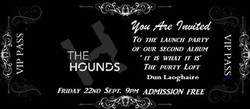 The Hounds (Album Launch)