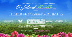 The House and Garage Orchestra : Arrives in Reading