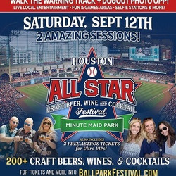The Houston All-Star Craft Beer, Wine, and Cocktail Festival