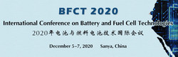 The Int'l Conference on Battery and Fuel Cell Technologies (bfct 2020)