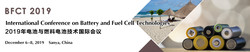 The Int'l Conference on Battery and Fuel Cell Technologies (bfct 2019)