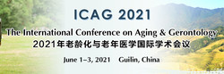The International Conference on Aging & Gerontology (icag 2021)