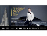 The James Bond Exhibition-Designing 007; 50 years of Bond style in Dubai