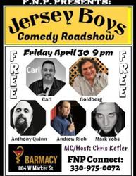 The Jersey Boys Comedy Roadshow