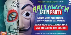 The Latin Club's Halloween Party